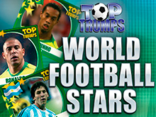 Top Trumps World Football Stars - игра с бонус-раундом от Плейтек