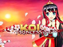Игровой онлайн-автомат Koi Princess с бонусами